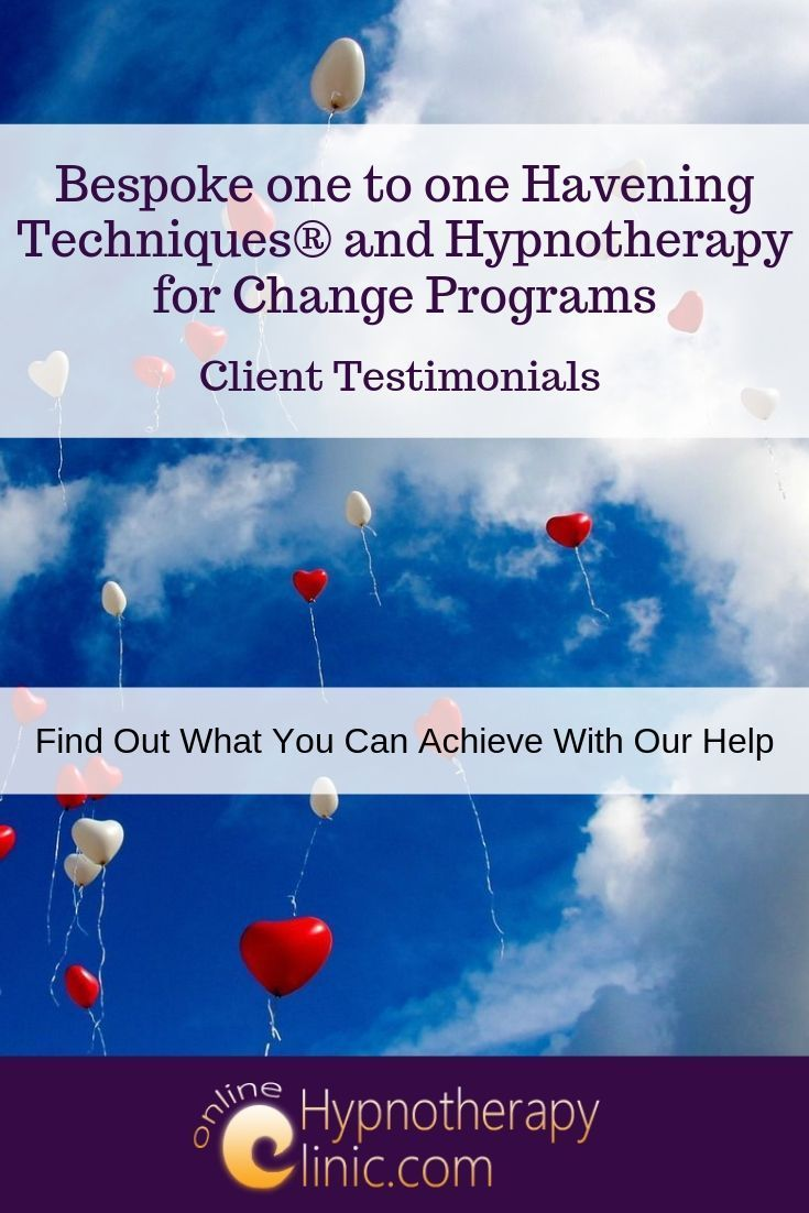hypnotherapy for change