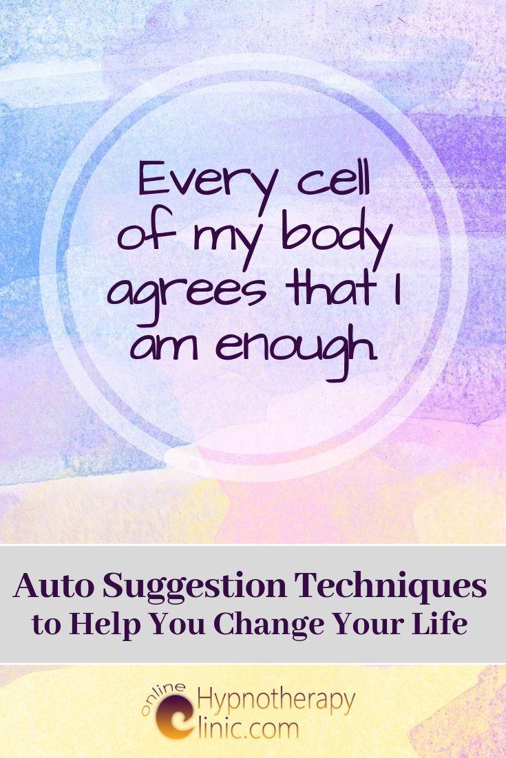 auto suggestion techniques