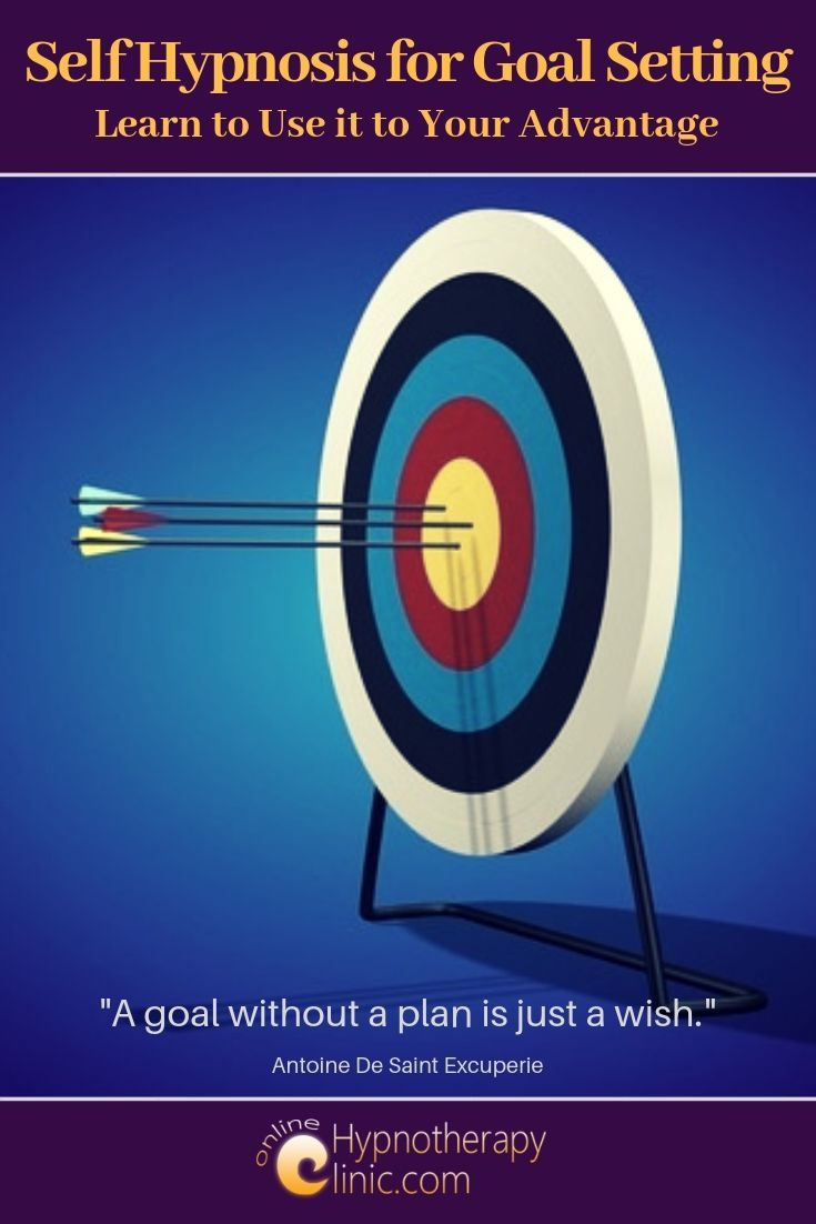 hypnosis for goal setting