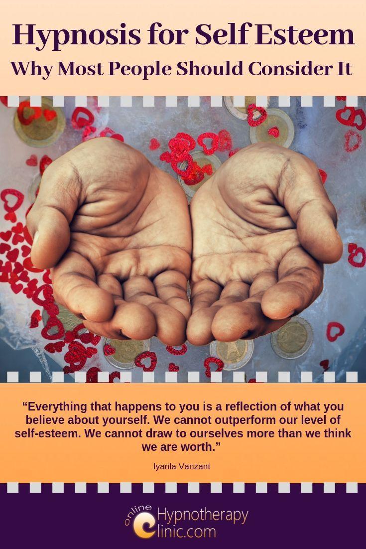 hypnosis for self esteem