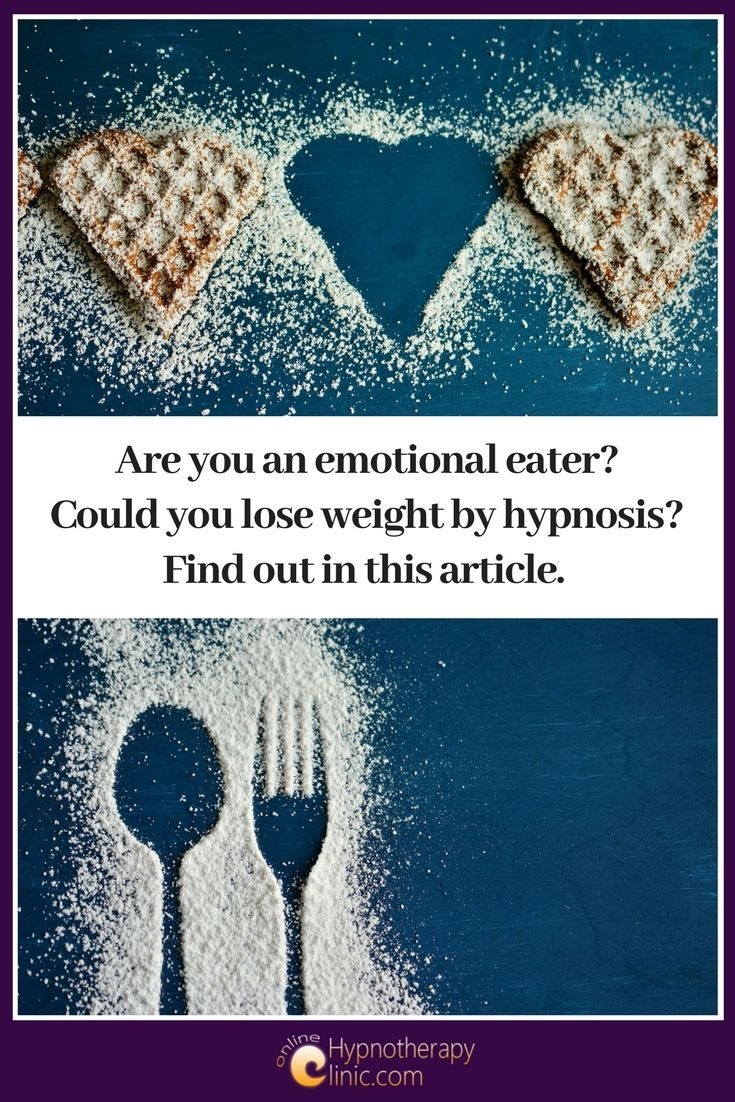 lose weight by hypnosis
