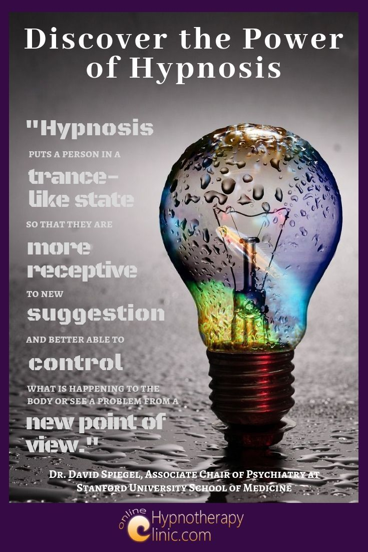 power of hypnosis