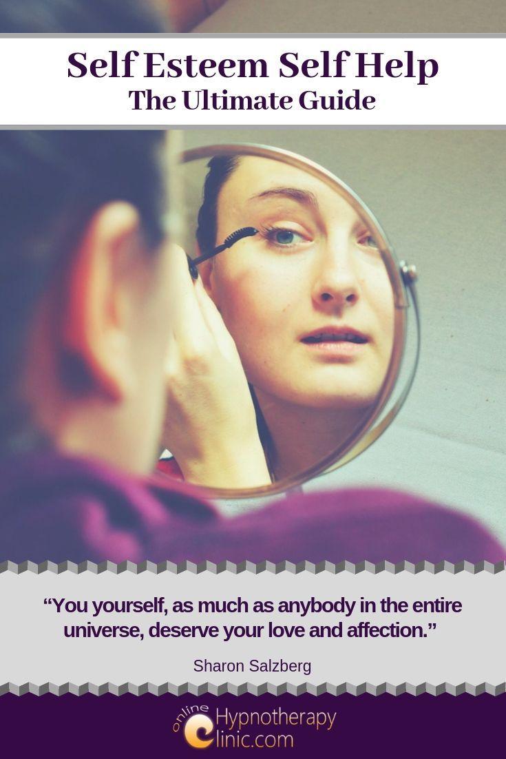 self esteem self help