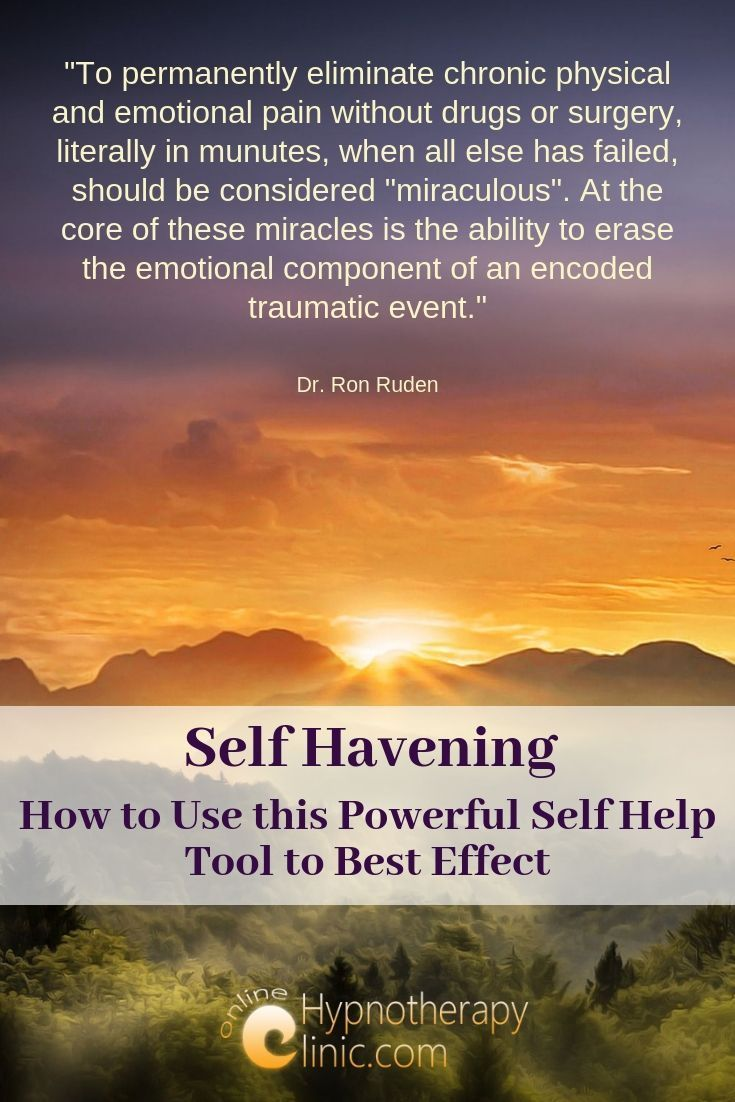 self havening