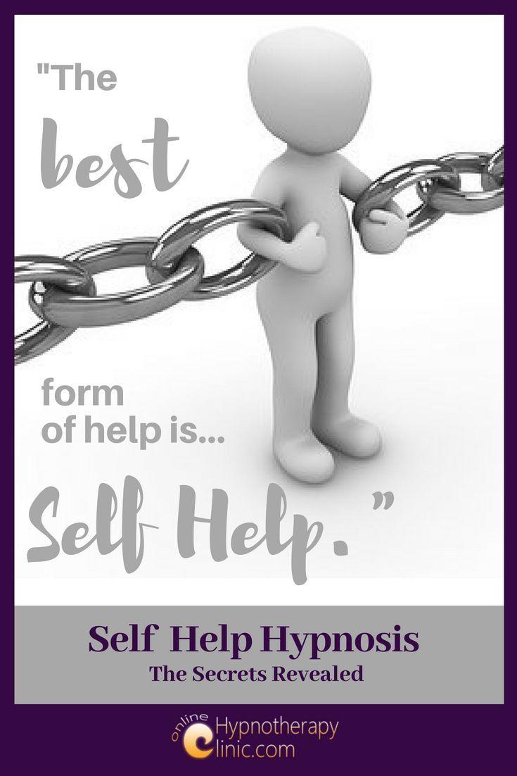 self help hypnosis
