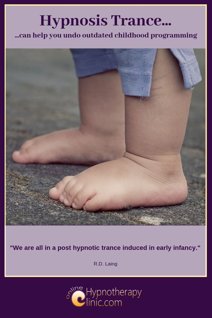 self hypnosis trance